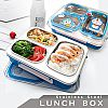 Lunch Box 3 Sekat Stainless Steel